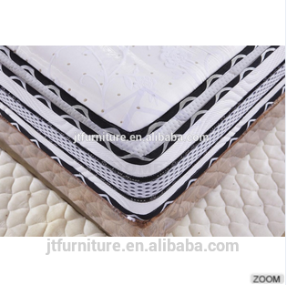 foshan famous design health care gel memory foam mattress with pocket spring