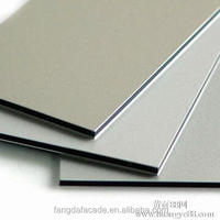 Popular decoration material alucobond aluminium composite panel