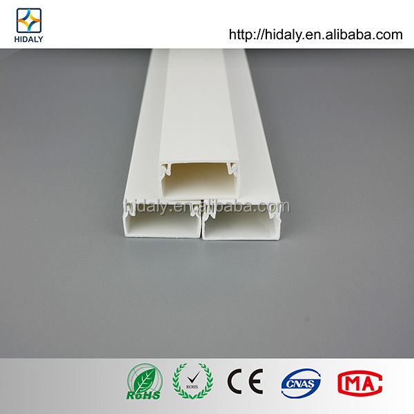 Cable Trunking PVC Electrical Wire Casing