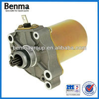 Factory sell starter motor for Piaggio 125/150cc 2-stroke
