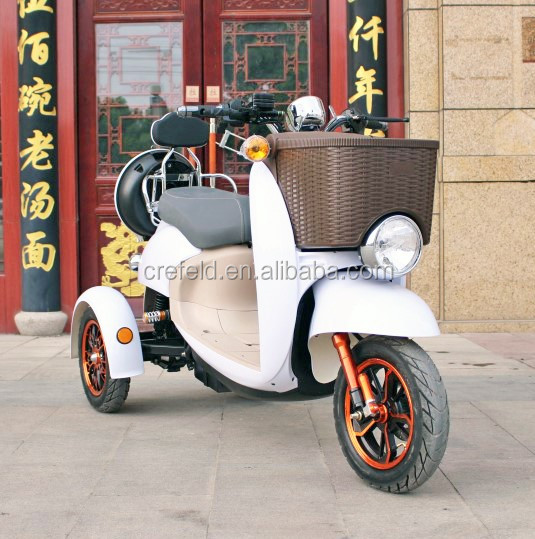 China high speed Electric motorbike 650w wholesale New T6 motorcycles 60V Electric tricycle for women