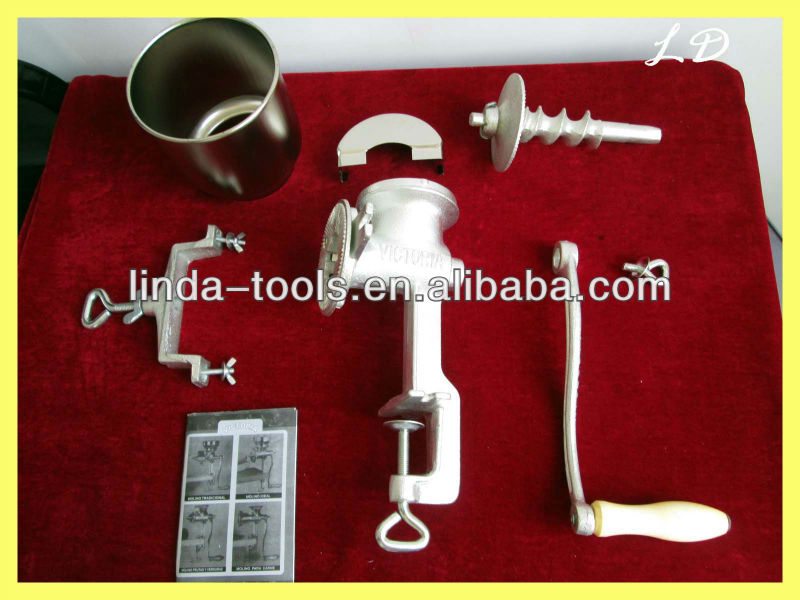 HAND OPERARTED MANUAL CORN MILL CORN GRINDER CERAL MILL