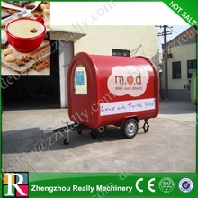 Electric tricycle food truck Multi-function Food Cart /China Food Trailers/multi-function mobile pizza van for sale