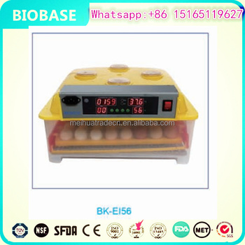 China best selling full automatic egg incubator/ Chicken breeding machine with LED display and best price