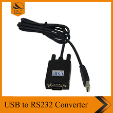 High Speed 1 Port USB to Serial Converter USB to RS232 Converter Cable with Prolific Chip UT-810 UT-810T