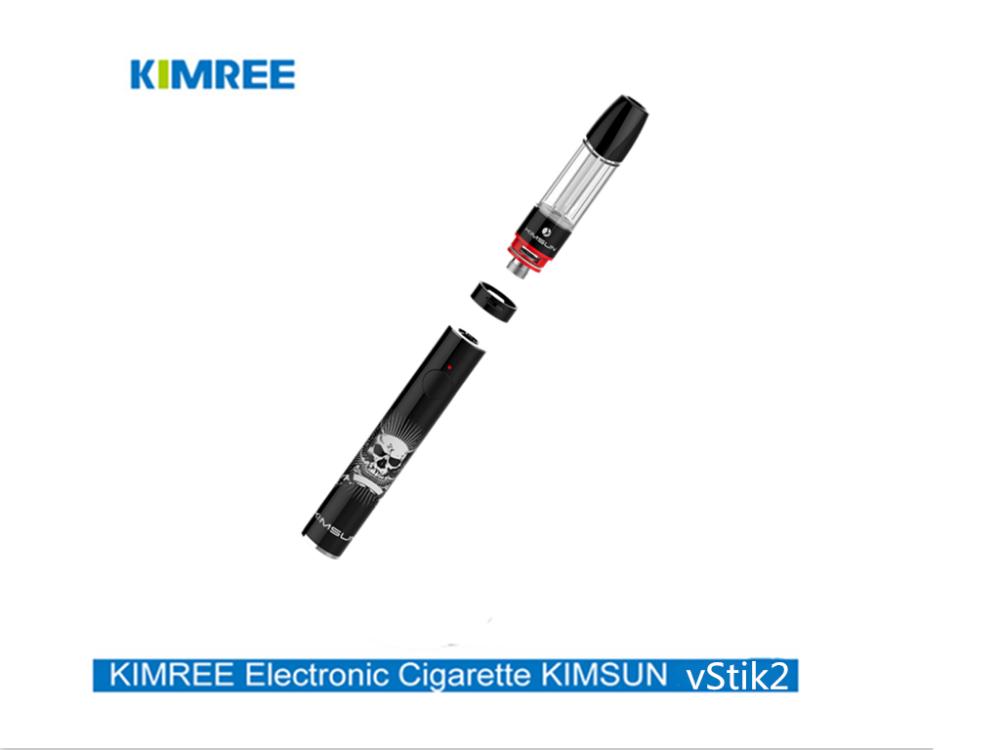 Kimree Vapor MINI straight to lung constant temperature mod disposable e-cigarette empty