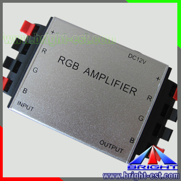 LED RGB Waterproof-Amplifier used with controller for strips