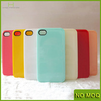 Candy color for iphone 5 5s cell phone case