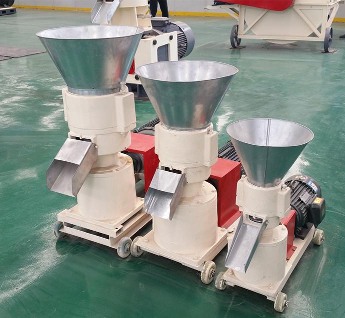 machine that makes pellet