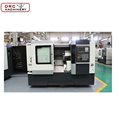 DRC Brand High Stability Cl20A Low Cost Lathe Tool CNC Machine For Wheel Weight