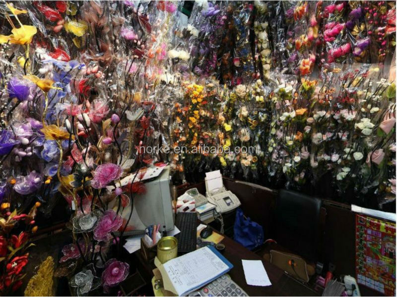 Hot Sale Decorative Dried Artificial Flowers as Gifts