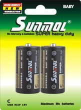 R14 UM-2 C 1.5V Battery with best price