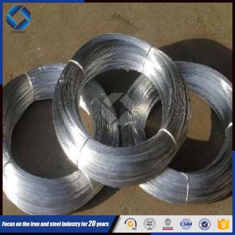 High quality Hot Dipped low carbon galvanized wire cloth