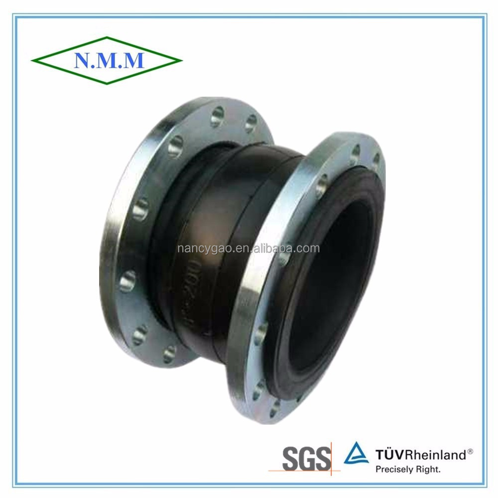 Rubber Pipe Expansion Joint Flanged ends