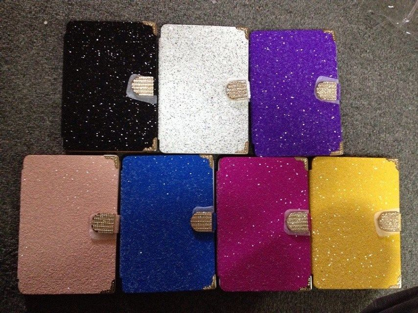 bling bling unbreakable protective for ipad air leather case