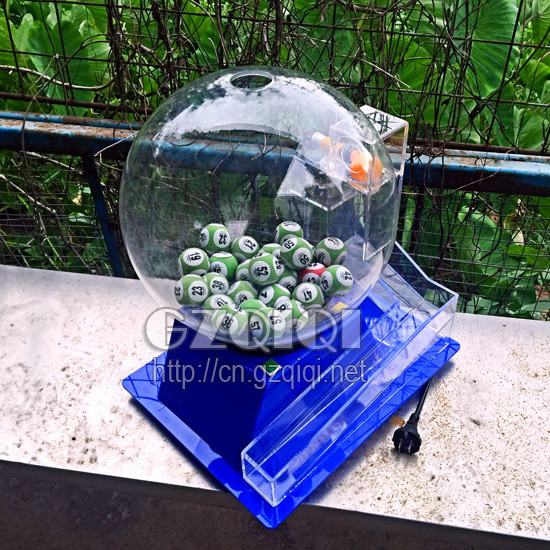 Lottery Machine/Bingo/Lucky draw machine/Casino/Lotto machine /Mini Gaming machine