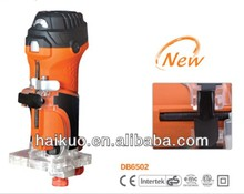 DB5602 New Design 400W 6.35MM Electric Trimmer Wood Working Tool Power Tool