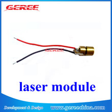 Geree Dot Red Laser Module 6.5mm 650nm 5mW for Projects Red Laser diode Module