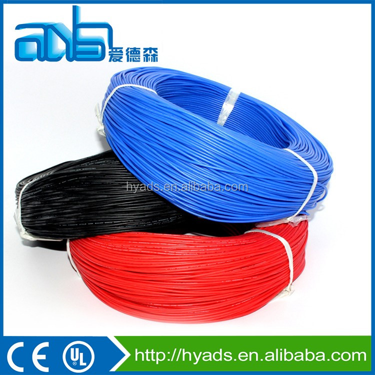 2016 China manufacturer hot sale 220 volt electrical wire