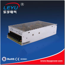 ADD-155 dual output power supply with battery charger and PFC function CE RoHS approved 155w power supply