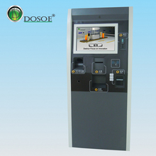 multifunctional Car Park Auto Pay Station Parking Management Payment Systems Parking Pay Stations