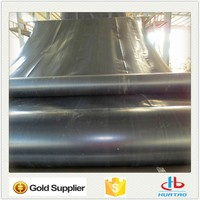 water proofing LDPE geomembrane pond liner for landfill