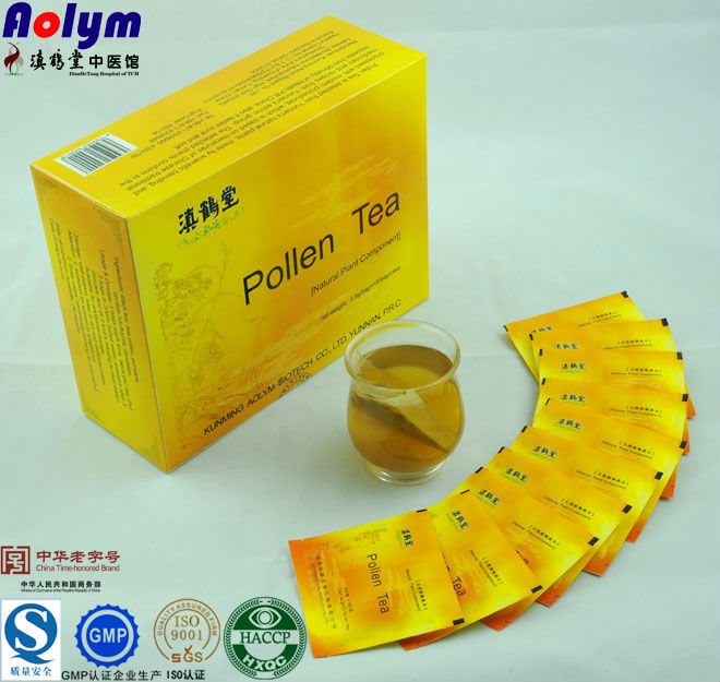 superior quality and popular instant herbal black tea powder for prostate treatment