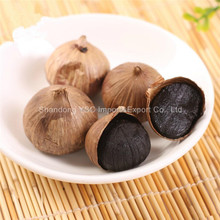 China garlic factory offers best natural black garlic price