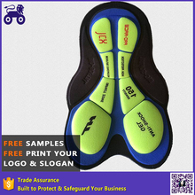 Wholesale Pro <strong>Sportswear</strong> Coolmax 3D Cycling Pads For Cycling Shorts