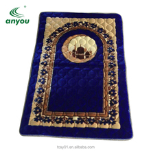 2018 top selling custom islamic prayer rug