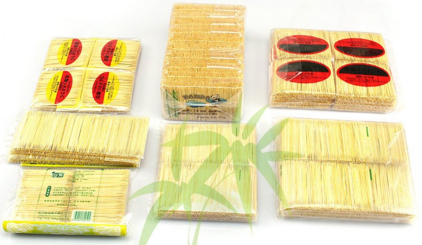 China Hot Table Decoration & Accessories Type and Disposable Stocked Eco-Friendly Feature Bamboo