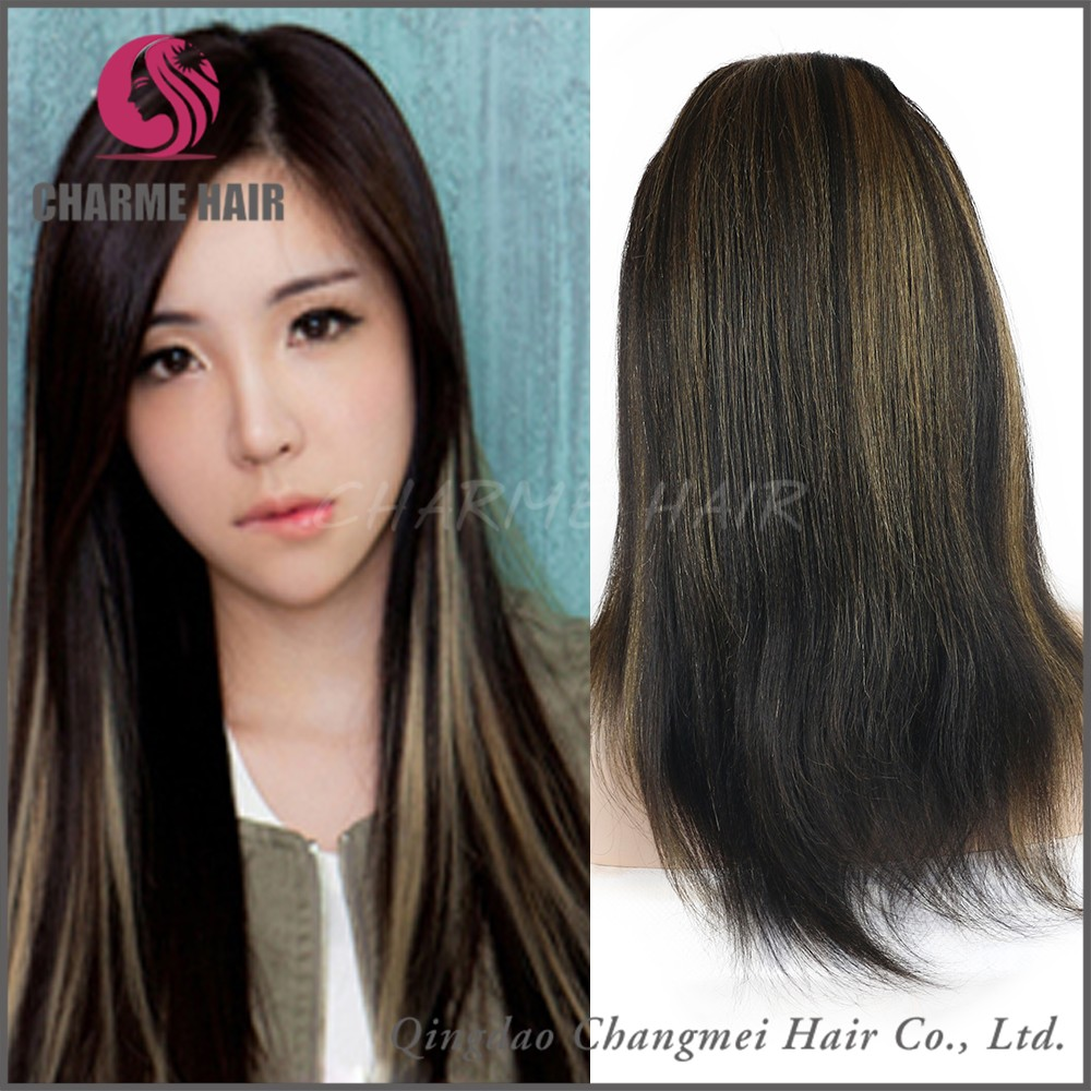 100 Percent Human Hair Wig Virgin Hair Wholesale Human Hair Full Lace Wig In Dubai