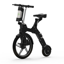 Electric kick bike double wheel electric scooter