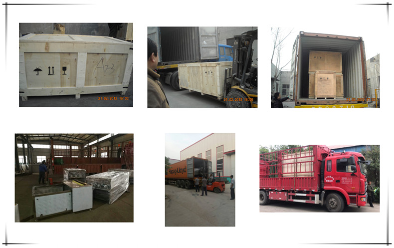 China supplier microwave deodorization and roasting machine for soybean powder