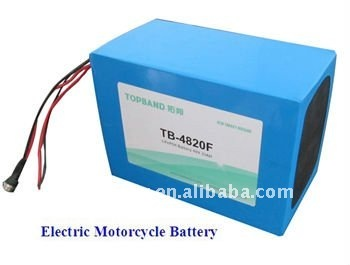 Hot!!! LiFePO4 48V 20Ah Battery for Motorcycle/E-scooter