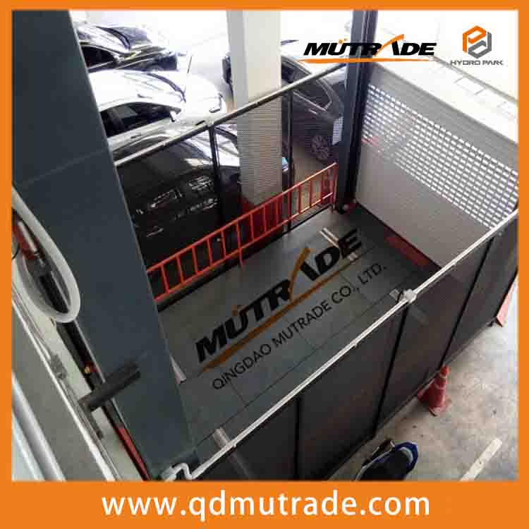 Hydraulic Automatic Mechanical Automated Vertical Automatic Smart Store auto car disabled parking