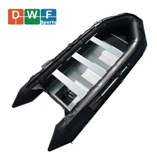 China Cheap Price CE Certificate North Pak PVC Fabric Inflatable Boat with Electric Motor