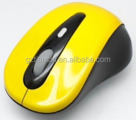Attractive color computer 2.4G wireless mouse