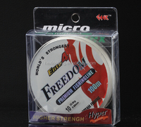 nylon fishing lines with monofilament and nylon, colour / length of spool are optional, smooth surface