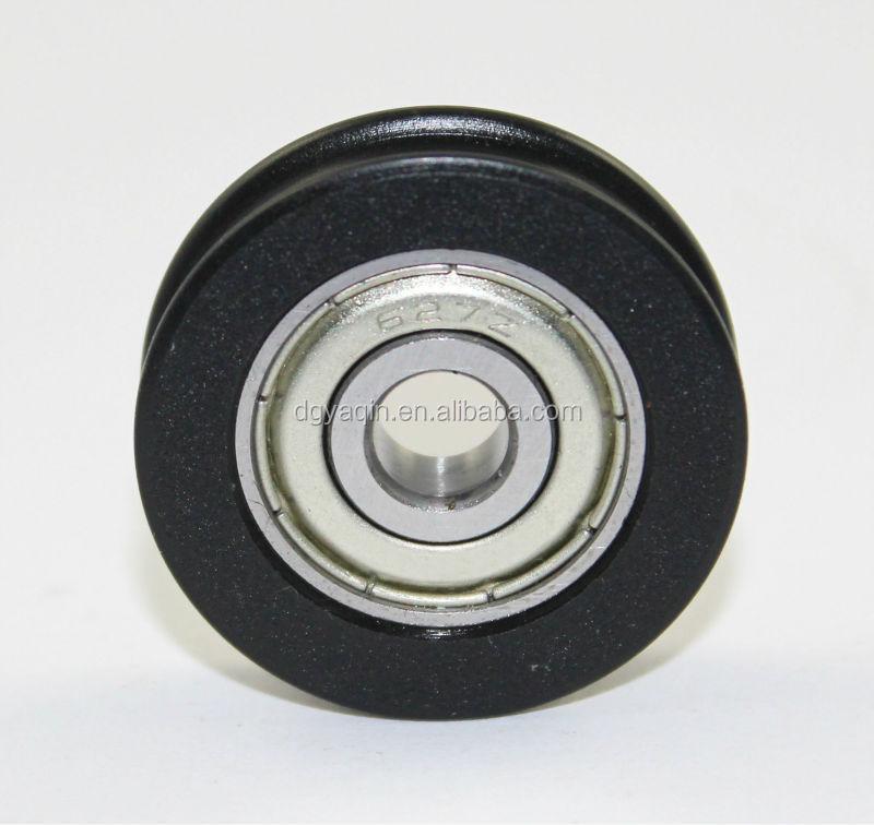High Quality U Type Wheel Bearing 627z Cabinet Sliding Door Roller Buy 627z Sliding Door