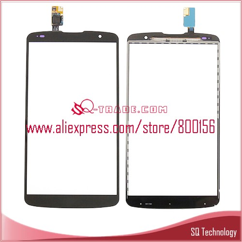 Black Touch Panel Digitizer for LG <strong>G</strong> Pro 2 F350 D838