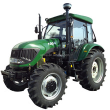 Factory supply best quality 100 hp farm tractor for sale