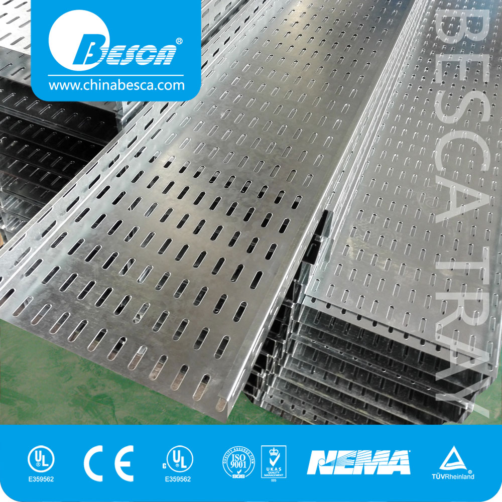 Industrial Cable Tray Manufacturer Supplier Size Customized