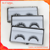 Hot selling Customized Package 100% Real Mink Fur Lashes, Mink Strip Eyelashes, Eye Lashes