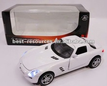 1:32 pull back diecast car/licensed product
