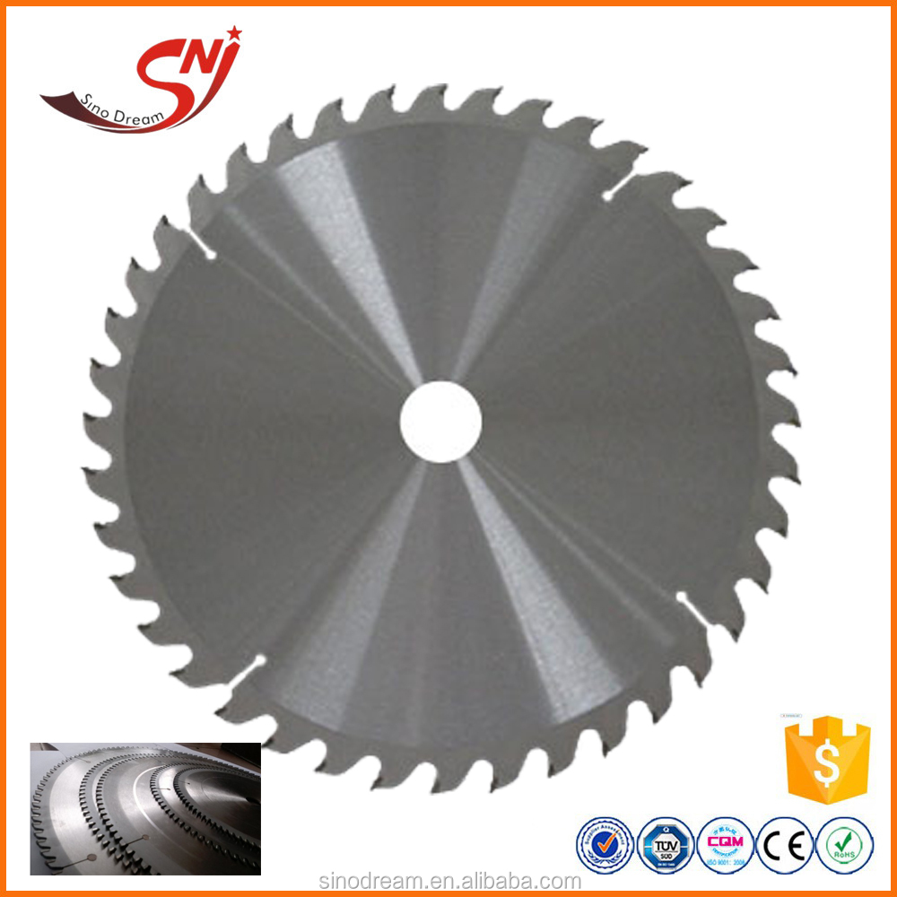TCT circular oscillating wood cutting saw blade