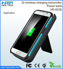 mobile phone QI wireless charger wireless power bank