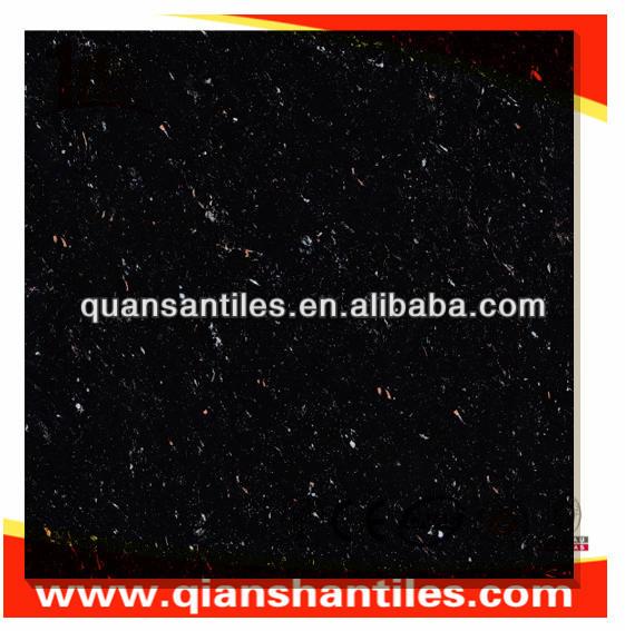 piastrelle nere mattonelle lucidate virtified mattonelle di pavimento-piastre...