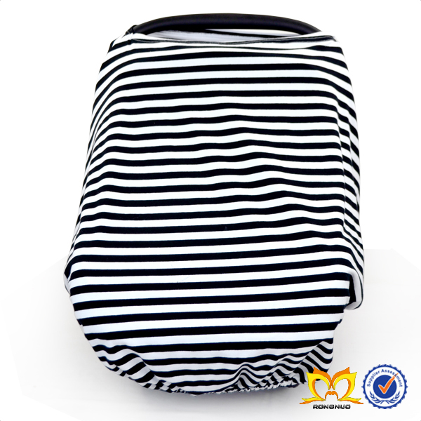 Baby Car Seat Canopy Cover Type and Cotton Material Baby Car Seat Canopy
