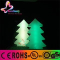 LED Lights Fiber Optic Christmas Tree with snowflake decorations
